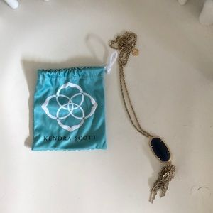 Kendra Scott Blue necklace